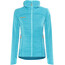 Mammut Eiswand Guide ML sweater Dames blauw/turquoise